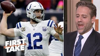 Indianapolis Colts will upset Kansas City Chiefs - Max Kellerman | First Take