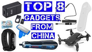 Top 8 AMAZING Gadgets from China (New Future Technology 2019) #1