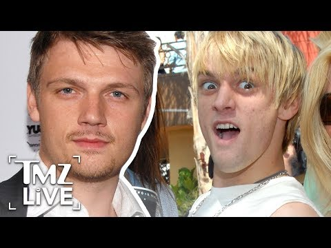 Courtney and KISS in the Morning - Aaron Carter Accuses Late Sister Of Rape