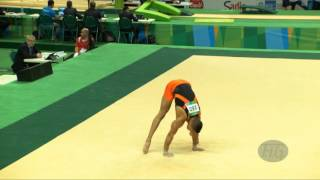 WAMMES Jeffrey (NED) - 2016 Olympic Test Event, Rio (BRA) - Qualifications Floor Exercise