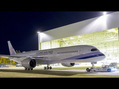 China Airlines Resumes Flights to London, England - Interview with Senior Vice President