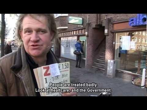 Homeless Entrepreneur - John