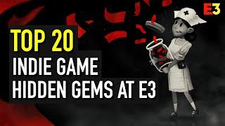 Top 20 E3 2018 Indie Game Hidden Gems