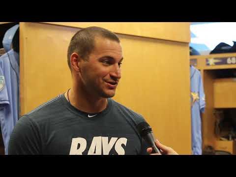 Ronnie And TKras - Tampa Bay Rays: Zunino Zinging Bat After Slow Start