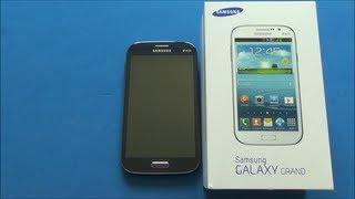 Samsung Galaxy Grand Duos - Full Review deutsch