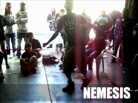 Nemesis Vs Gassiem | DANGER ZONE 5.0