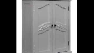 Vera 2 Door Bathroom Wall Cabinet - Perfect Bathroom Wall Cabinet
