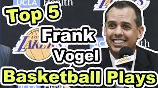 Top 5 Frank Vogel Basketball Plays