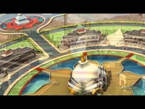 LOTUS eco village concept video