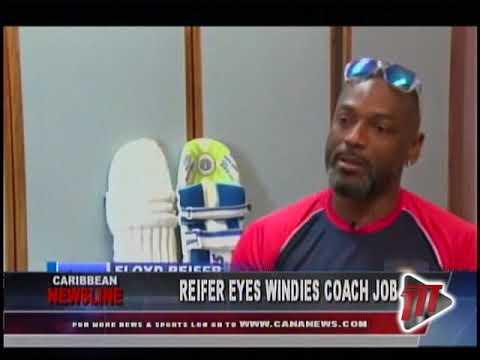 SPORT: Reifer Wants Windies Coaching Job