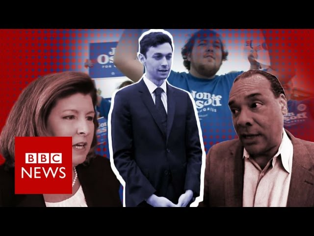 Can Democrats 'make Trump furious' in Georgia's sixth? BBC News