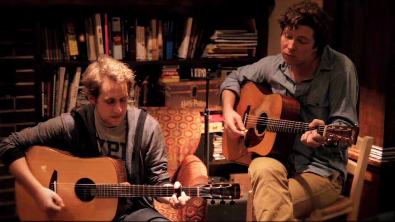 Matt Wertz & Ben Rector - For The First Time (live)