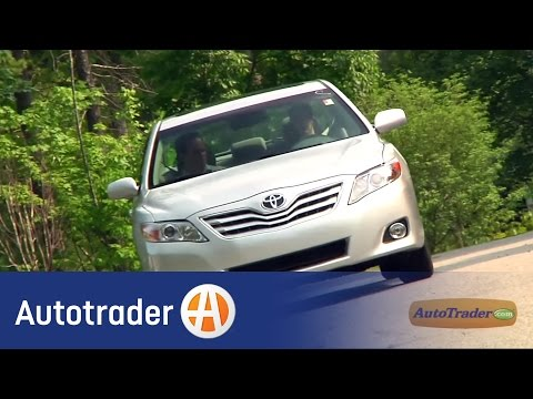 2011 Toyota Camry - AutoTrader New Car Review