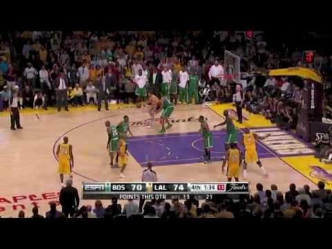 Boston Celtics vs La Lakers NBA Final 2010 Game 7