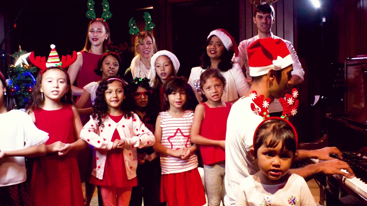 #OUCHChristmasChoir - We Wish You A Merry Christmas