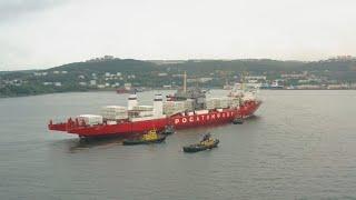 Камчатка планирует регулярно отправлять рыбу по Северному морскому пути