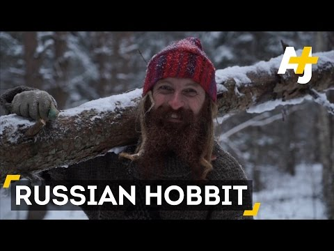The Russian Hipster Who Lives Like A Hobbit | AJ+