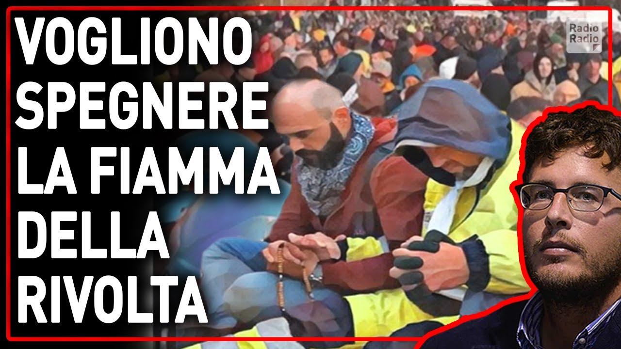 Cercheranno di fermare i portuali: i due scenari futuri sulla protesta di Trieste - Diego Fusaro