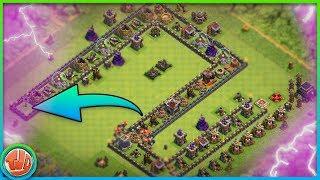 TROLL BASIS 6.0 AANVALLEN! DIT MOET JE ZIEN!!! - Clash of Clans