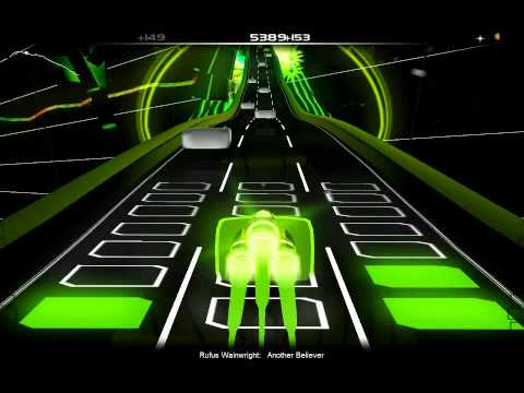 Audiosurf - Rufus Wainwright - Another Believer