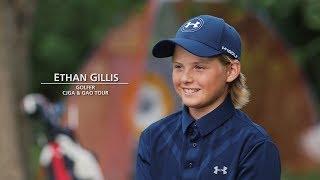 Ethan Gillis Junior Golfer thumbnail