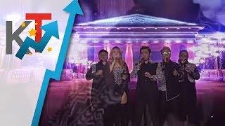 Award wining Pinoy acapella groups take center stage on ASAP Natin 'To