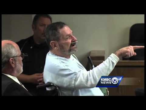 Rant gets Jewish center shooting suspect removed from court