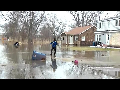 CBS 2 News Digest: Flooding In Northwest Indiana