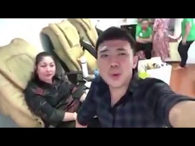 Hồng Vân, Trấn Thành đại náo tiệm nail của Lê Giang