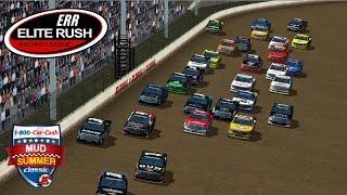 Nascar Racing 2003 - ERR Truck Series League Race - Eldora -  Mudsummer Classic