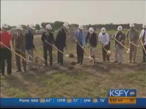 Eagle Creek   KSFY TV 8 13 2013