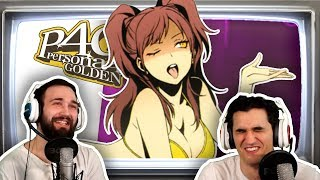 【 PERSONA 4 GOLDEN 】 IT'S GETTING HOT IN HERE   BLIND Gameplay Walkthrough   Part 20