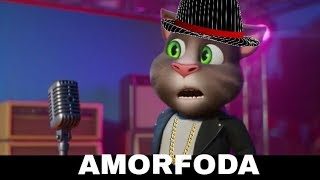 Amorfoda - bad bunny / talking tom y angela