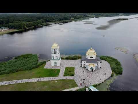 Спасо-Преображенский храм (церковь на воде)