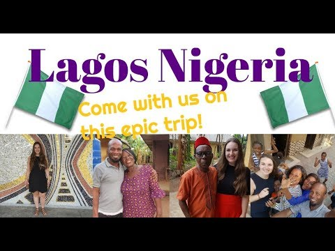 Lagos Nigeria  Vlog | First times, family and LOADS of food!