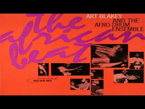 Art Blakey And The Afro-drum Ensemble - Prayer / Ife L'Ayo   (There Is Happiness In Love)