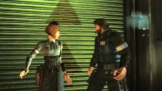 Resident Evil: Revelations Campaign Infernal: Episode 3: Ghosts of Veltro: Parker