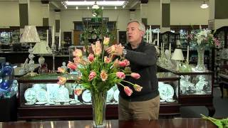 Floral Design Tips from Replacements, Ltd. thumbnail
