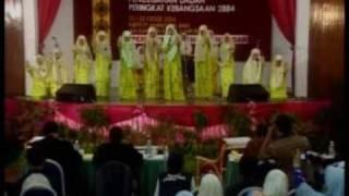 Pertandingan nasyid kontemporari-melaka wardatuddiniah