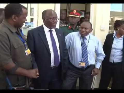 Dk John Pombe Magufuli Anatarajiwa Kufanya Ziara Rasmi Ya Kuwashukuru Wananchi Wa Unguja Na Pemba
