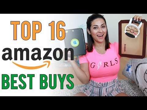 16 BEST AMAZON BUYS 2019  Things to Buy on Amazon  Ysis Lorenna