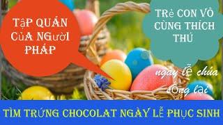 TIM TRUNG CHOCOLATE