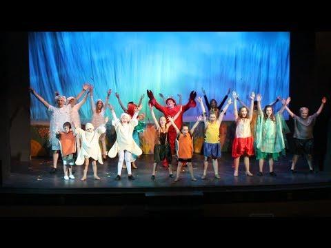The Little Mermaid Jr Kids Coop Theatre