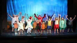 The Little Mermaid Jr.- Kids Coop Theatre
