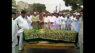 MQM (Altaf) Target Killers Killed ANP Fazal Kareem And Malang Khan on 12th July 2012