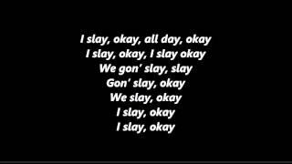 Formation - Beyonce (Lyrics)