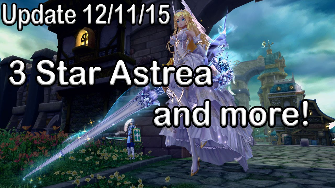 Star Astrea, Kusanagi's Wings costumes and more! | Aura Kingdom ...