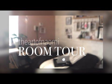 BEDROOM & ART STUDIO TOUR