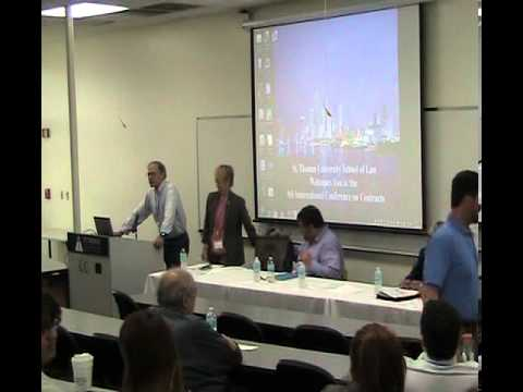 KCON9 Concurrent Sessions: Contracts & Commercial Dealings 2-21-14 Part 1