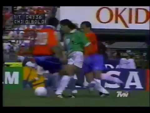 Marco Etcheverry vs Chile 16/11/1997 (WC Qualifiers)
